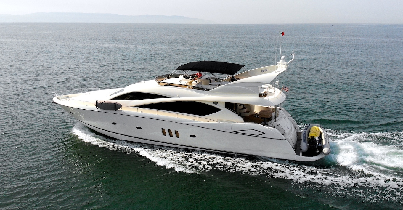 76 ft. Sunseeker - Power Yacht - Up to 16 People