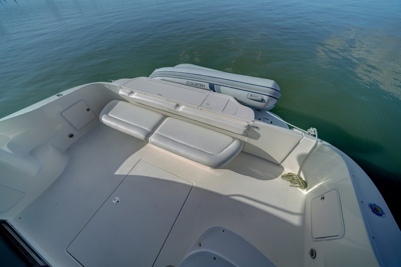 50 ft. Sea Ray – Luxury Power Yacht - Aft -Cockpit