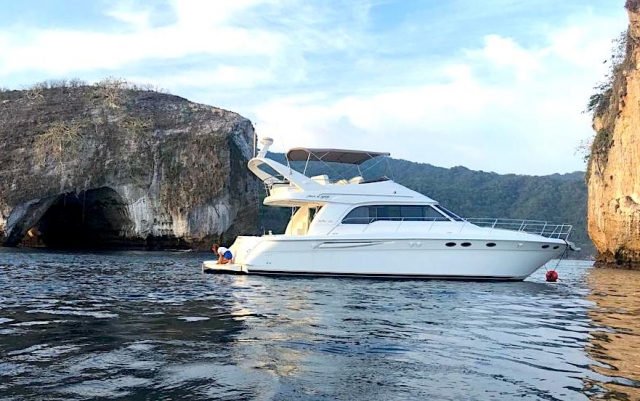 50 ft. Sea Ray – Luxury Power Yacht - Sea Ray 50 at Los Arcos
