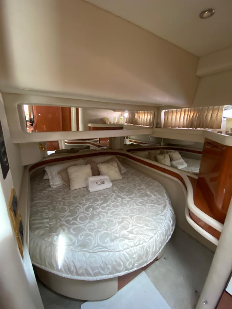 50 ft. Sea Ray – Luxury Power Yacht - VIP stateroom