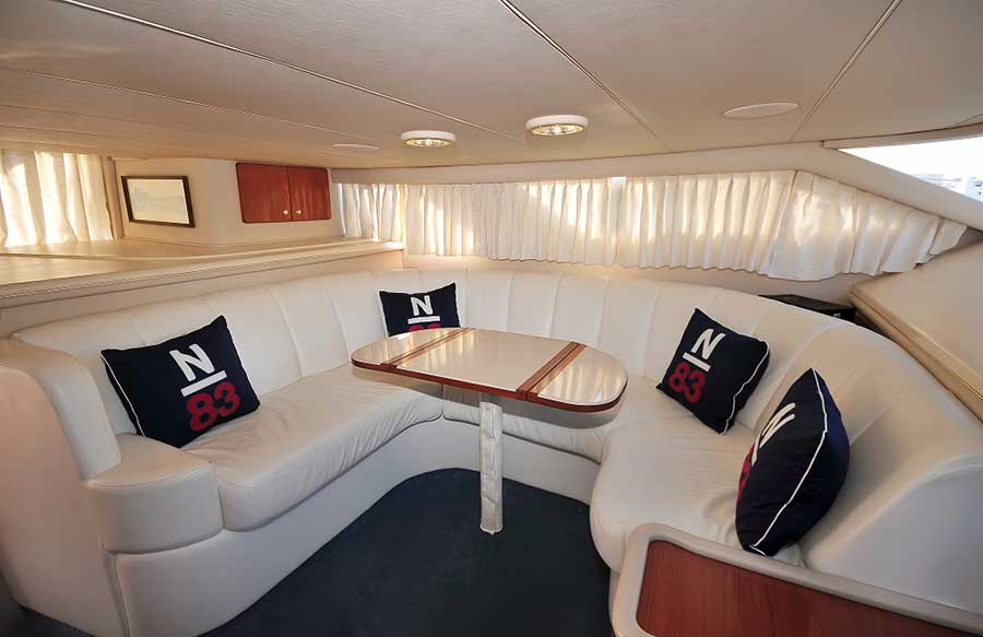 46-FT-Sea-Ray-Power-Yacht-Up-to-15-People-lounge-seats
