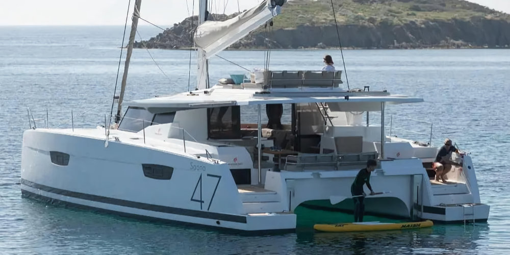 47 ft Fountaine Pajot main