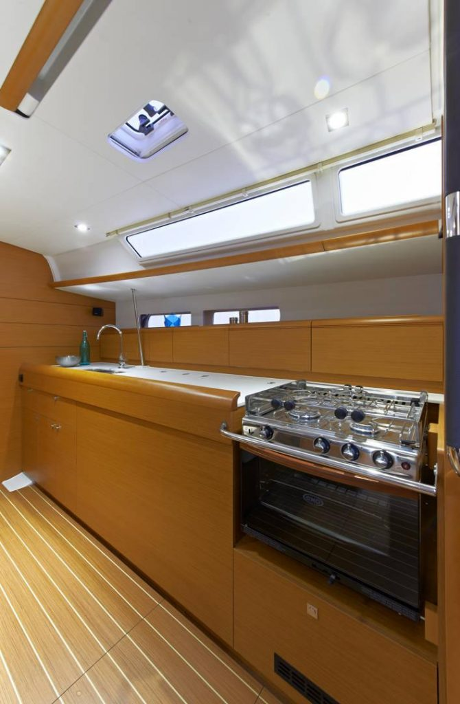 48-ft.-Sun-Odyssey-479-Luxury-Sailboat-Up-to-8-People-galley