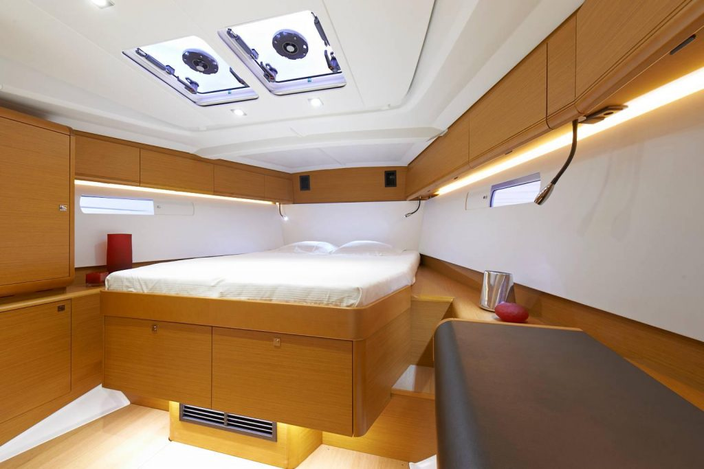 48-ft.-Sun-Odyssey-479-Luxury-Sailboat-Up-to-8-People-stateroom3