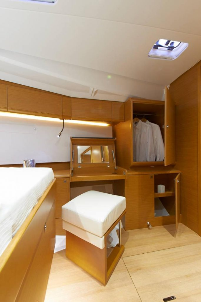 48-ft.-Sun-Odyssey-479-Luxury-Sailboat-Up-to-8-People-stateroom6