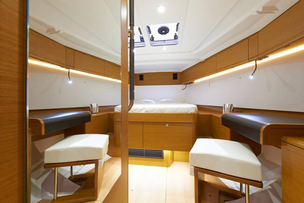 48-ft.-Sun-Odyssey-479-Luxury-Sailboat-Up-to-8-People-stateroom8