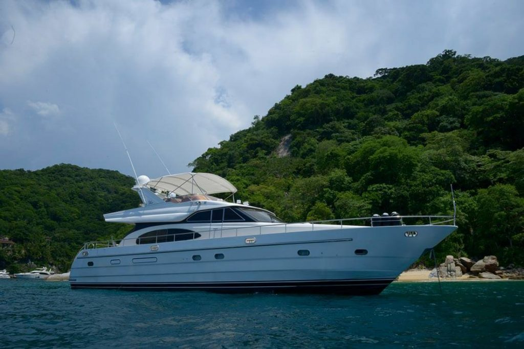 65-FT-Vitech-Power-Yacht-Up-to-15-People-Mountain-and-Shore-View-Anchorage